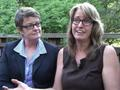 News video: Gay Couple: 'Full of Joy' After Obama's Remarks